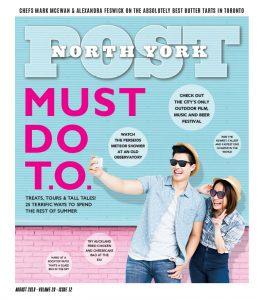 North York Post August 2019
