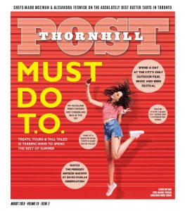 Thornhill Post August 2019